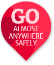 go anywhere with mobile personal alarm system