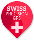 Uses swiss precision u-Blox 7 gps