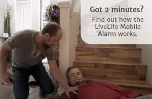 live life mobile medical alert system video