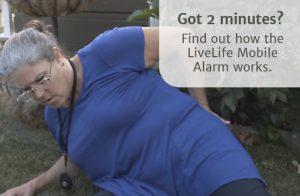 mobile medical alarm system vital call gps fall alert