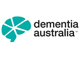 dementia australia mobile medical alarm system gps fall detection logo
