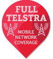 telstra live life alarms 4G mobile medical pendant