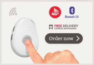 new 4g live life alarm personal emergency system